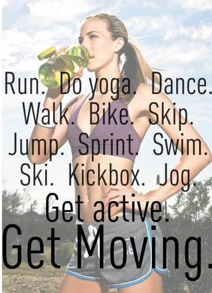 fitness motivational quotes get active