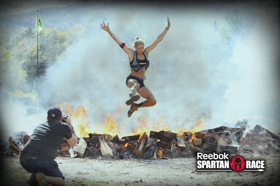 reebok spartan race obstacle race