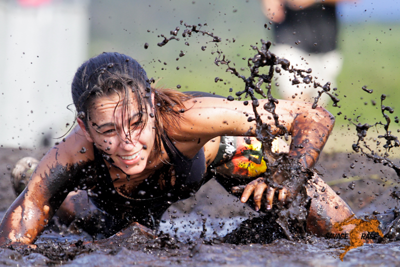 savage obstacle race