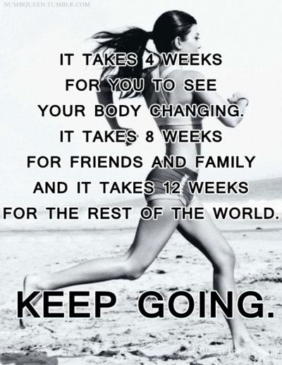 Fitness Motivational Quotes Keep Going